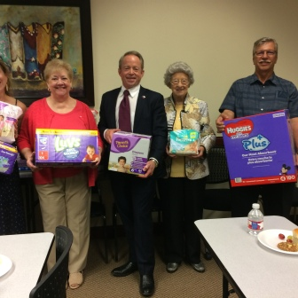 Caring for America May 2017 Shiloh Place