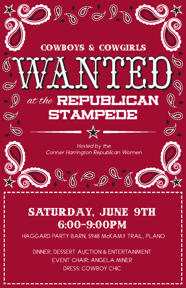 CHRW 2018 Stampede Save the Date